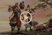 《刀剑英雄》斗神传宣传视频