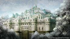 王城前(雪 白天)