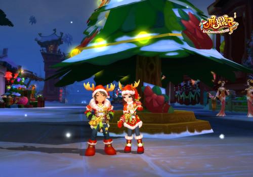 【圣诞颂歌】时装展示