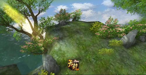 洱海3d全景效果图