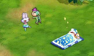 家具(杀马特君、傀儡小兔)