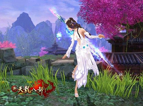 打开纸鹤可能是玉神风格的蝶舞流芳时装哦