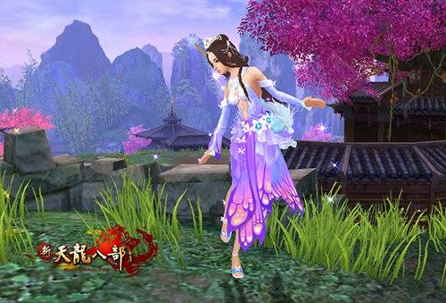 时装蝶舞流芳和春意盎然的四月更配哦