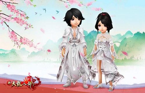 子女时装银霏染月稀有色